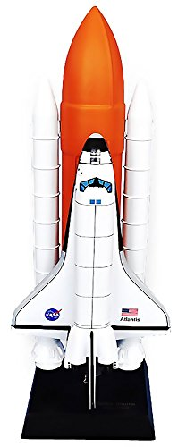 Mastercraft Collection NASA Space Shuttle F/S Stack Full Atlantis (L) Model Scale:1/100