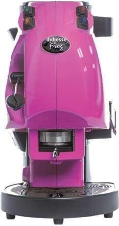 650/W Orange Didiesse Frog Revolution Machine /à caf/é /à dosettes
