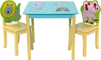 Kindermöbel tisch und stühle  XL - Kindersitzgruppe