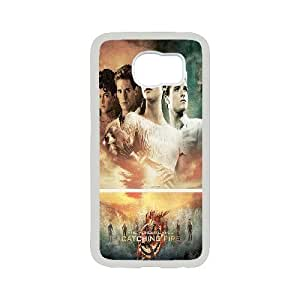 James-Bagg Phone case TV Show The hunger Games Protective Case For Samsung Galaxy S6 Style-8