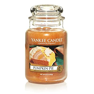 Yankee Candle Pumpkin Pie , Food & Spice Scent