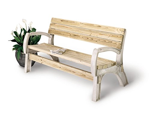 Hopkins-90134ONLMI-2x4basics-AnySize-Chair-or-Bench-Ends-Sand