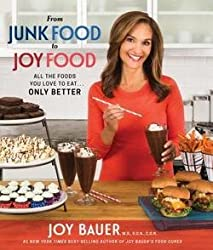 From Junk Food to Joy Food : All the Foods You Love to Eat... Only Better (Hardcover)--by Joy Bauer [2016 Edition]
