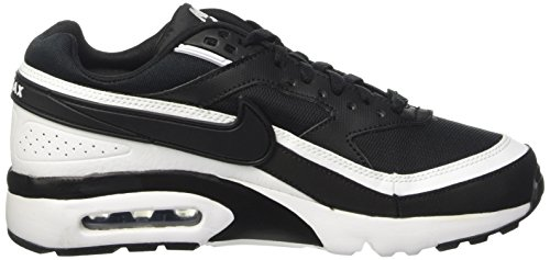 clearance geniue stockist great deals sale online NIKE Air Max BW Boy's Running Shoes Black/White 2014 newest sale online clearance 2015 best place YssQAZ