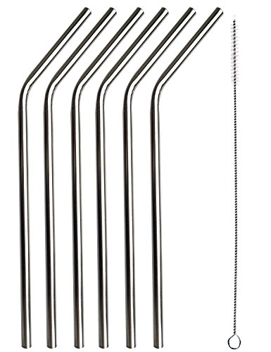 acerich-stainless-steel-metal-straws-with-cleaning-brush-set-of-6