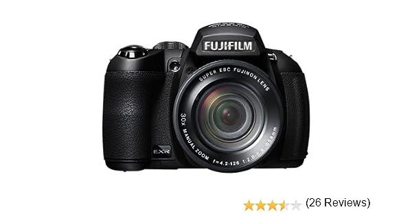 Fujifilm FinePix HS25EXR - Cámara compacta de 16 Mp (pantalla de 3 ...