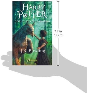 SPA-HARRY POTTER Y EL PRISIONE: Amazon.es: Rowling, J. K.: Libros