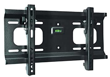 "Black Adjustable Tilt/Tilting Wall Mount Bracket for TCL Roku TV 55FS3700  55"" inch"
