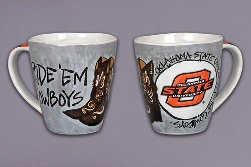 (Collegiate Spirit Mug (Oklahoma State Cowboys))