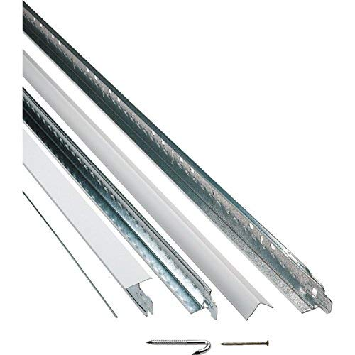 (Armstrong Suspended Ceiling Installation Grid Kit, For 2 x4' Tile,)