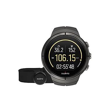 Suunto Spartan Ultra Stealth Titanium (HR) Multisport GPS Watch (SS022656000)