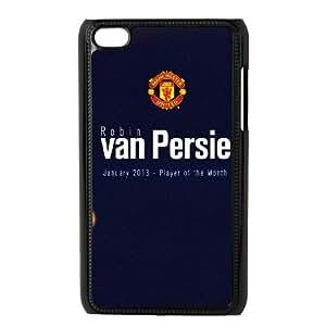 iPod Touch 4 Case Black Robin van Persie O6664098