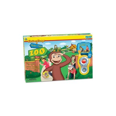 Curious George Masks - I Can Do That Games Curious George Hide and Seek Zoo