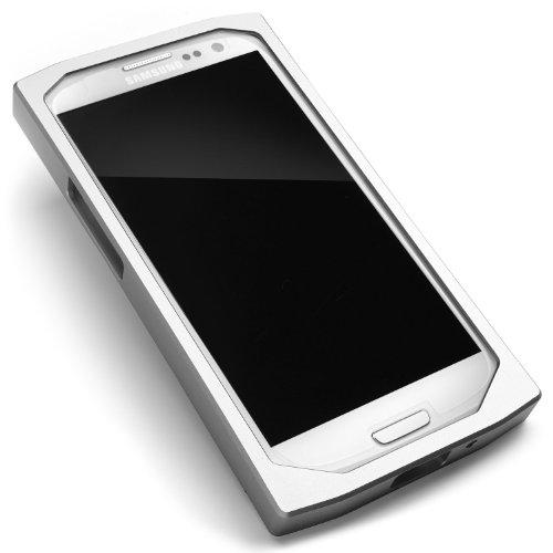 V-MODA METALLO Case for Samsung Galaxy SIII/SIII/S3 (Silv...