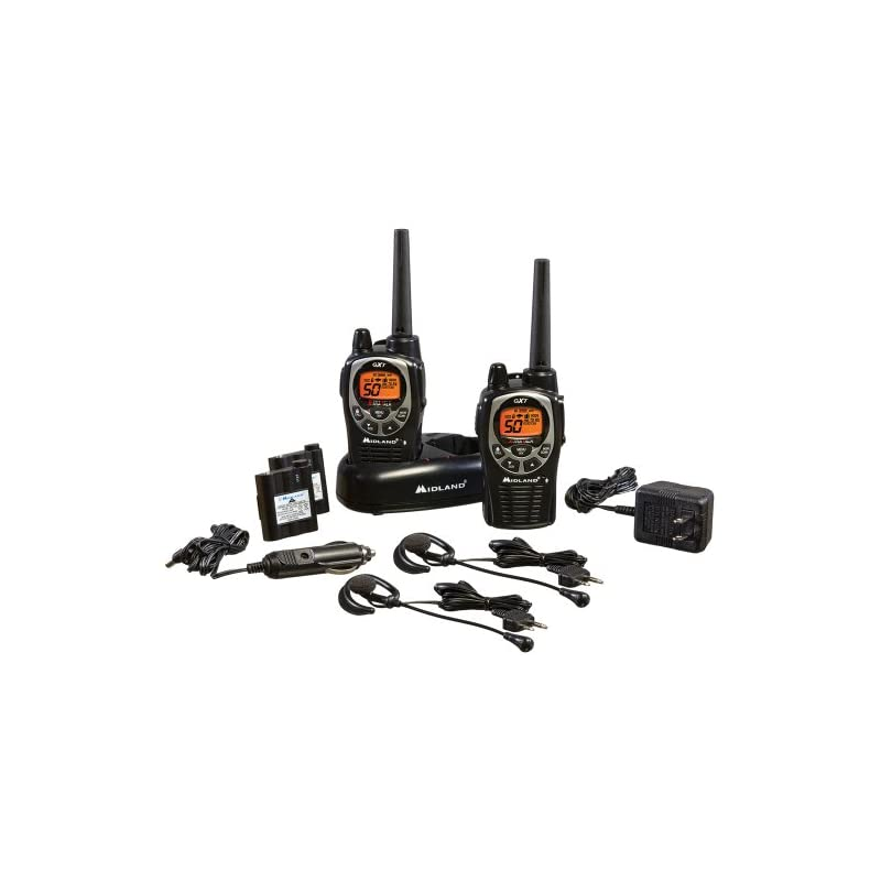 Midland - GXT1000VP4, 50 Channel GMRS Tw