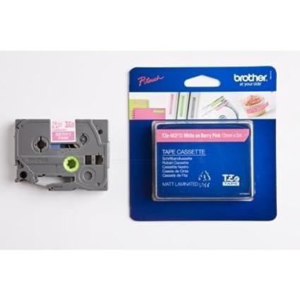 Brother TZEMQP35 cinta para impresora de etiquetas - Cintas ...