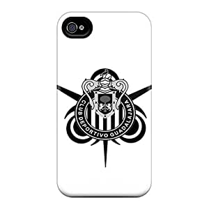Tpu Fashionable Design Chivas Tribal 05 Rugged Case Cover For Iphone 4/4s New