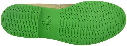 Camper Twins K200402-001 Zapatos planos Mujer Beige