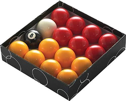 Powerglide rojo y amarillo estándar bolas de billar – todos los ...