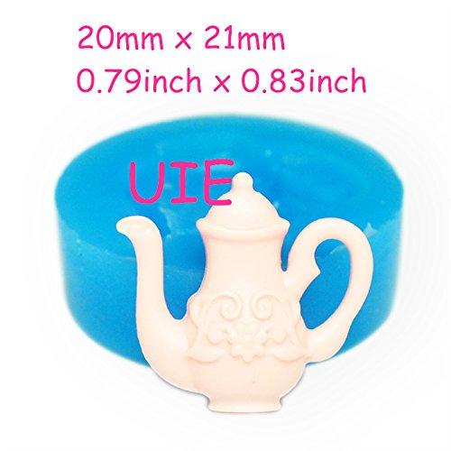 teapot silicone mold - 9