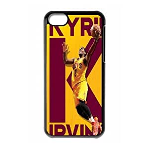 LJF phone case Kyrie Irving Personalized Case for Iphone 5C, Customized Kyrie Irving Case