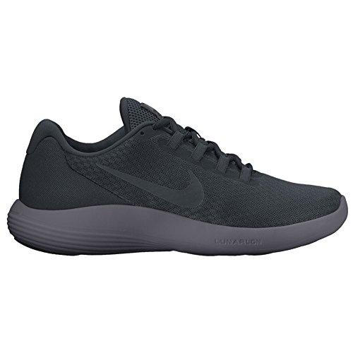 Nike Lunarconverge Hardloopschoen Zwart / Zwart / Antraciet