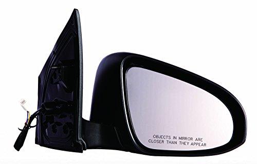 - DEPO 312-5440R3EB Toyota Corolla Passenger Side Non-Heated Power Mirror