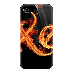 Best Hard Cell-phone Cases For Samsung Galaxy S4 (QWo17269OEMh) Allow Personal Design Nice Kingdom Hearts Axel Pictures