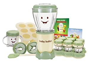 Amazon Com Magic Bullet Baby Bullet Baby Care System