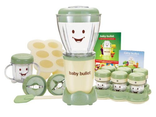 Magic Bullet Baby Bullet Baby Care System (Baby Bullet Turbo Steamer compare prices)