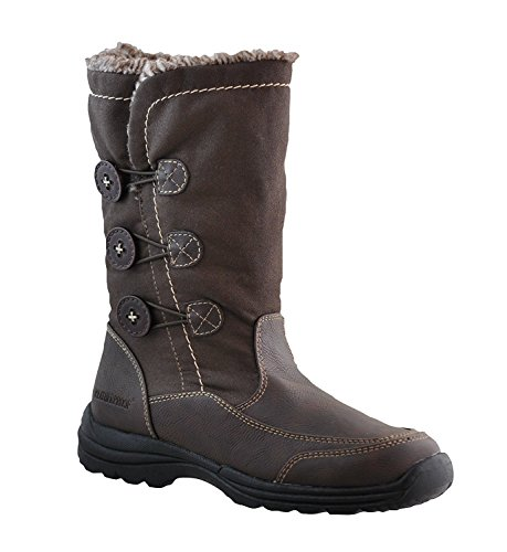 Warm Brown Boot - 6