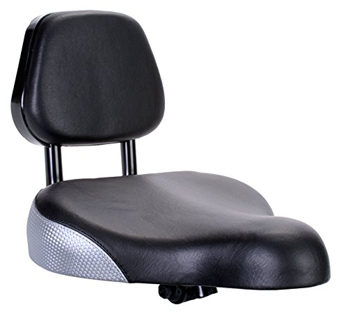 Sunlite Backrest Saddle, 9 x 11