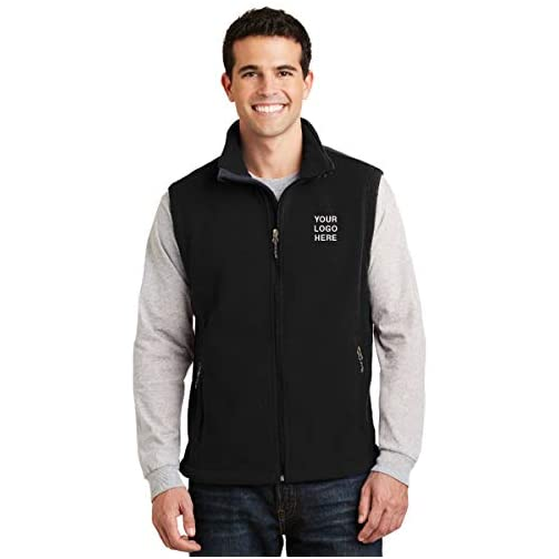 Value Fleece Vest |36 Qty |35.34 Each | Promotional Product with Your Logo |