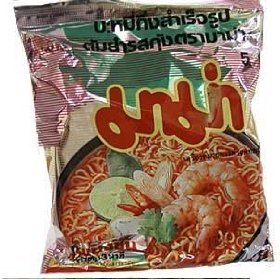 Mama Tom Yum Kung Thai Instant Noodles 55 G.- 12 Packs