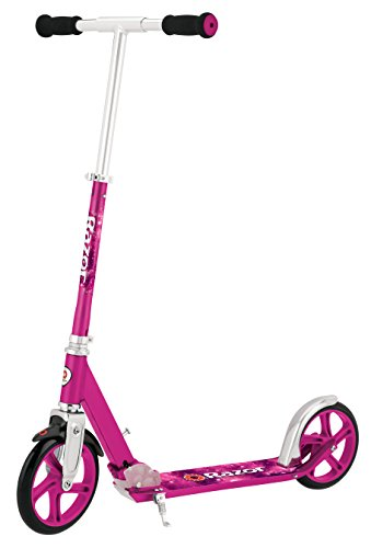 Razor A5 Lux Kick Scooter (Ffp), Pink
