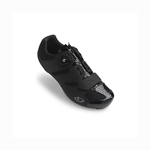 Black Mens Bike Shoes - Giro Men's Savix Cycling Shoe Black 45