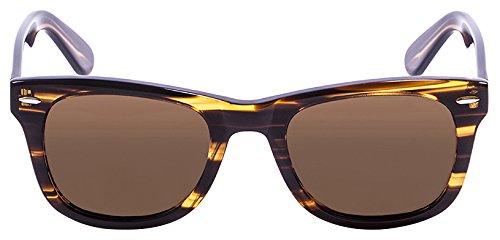 Lenoir Eyewear LE59000.3 Lunette de Soleil Mixte Adulte, Marron