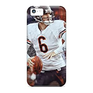 Trrhz6454mFXkq Anti-scratch Case Cover HugeOfficial Protective Chicago Bears Case For Iphone 5c