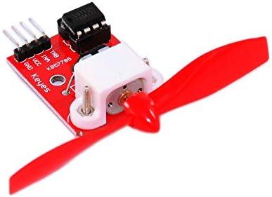ShanShan Mu L9110 Lüftermodul for Brandbekämpfung Roboter