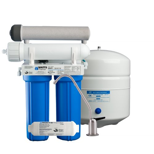Watts Premier 500272 5-Stage Ultra Violet Reverse Osmosis Water System (Watts Premier 5 Stage compare prices)