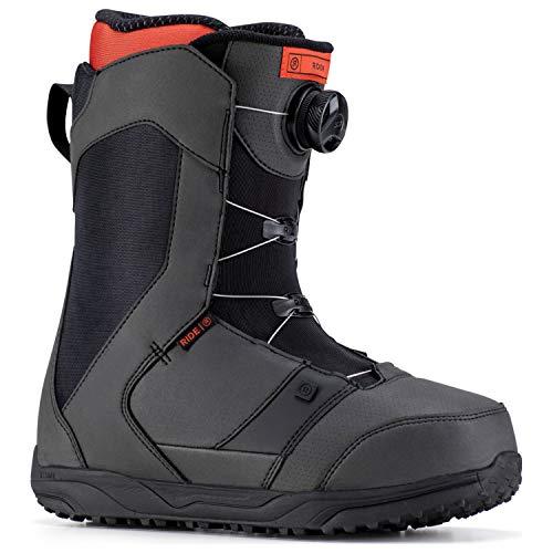 Ride Rook Snowboard Boots Black Mens Sz 9