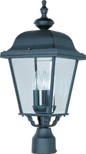 Maxim 3008BK Builder Aluminum Lighting product image