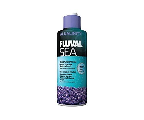 (Fluval Sea Alkalinity for Aquarium, 8-Ounce)