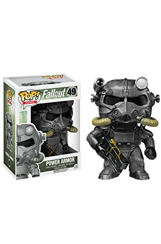 [Fallout Power Armor Pop! Vinyl Figure] (Fallout Armor Costume)
