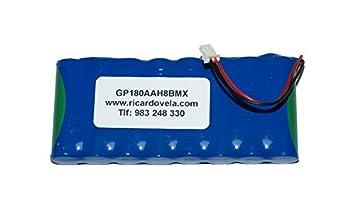 Bateria para alarma VISONIC Powermax PRO ...