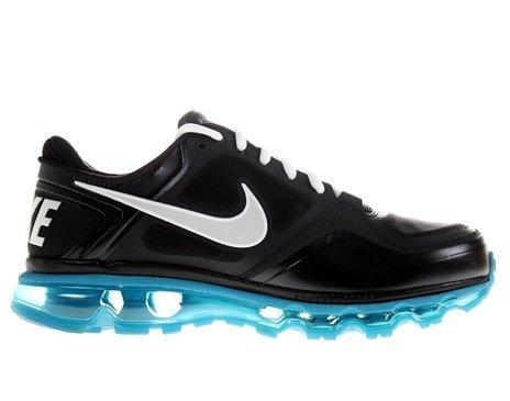 Nike Trainer 1.3 Max+ Mens Cross Training Shoes 454174-014 Black 8 M US