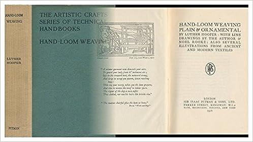 Weaving   Best ebook pdf download sites!