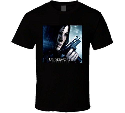 Underworld Awakening Movie T Shirt S Black