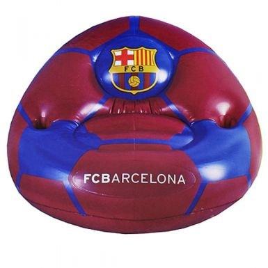Barcelona F. C. - Sillón hinchable, diseño de club de fútbol ...