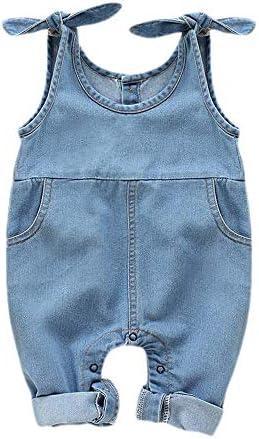 Newborn Infant Bodysuit Halter Overalls product image